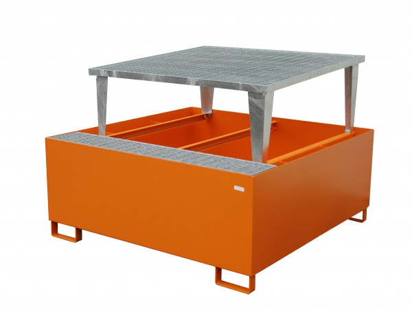 AWA 1000, lackiert orange RAL 2000