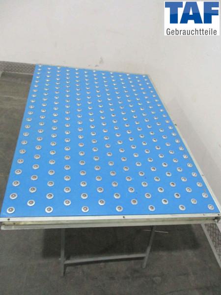 Gebrauchter Kugelrollentisch 1.500 mm