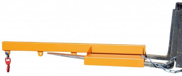 LA 1600-1,0, lackiert orange RAL 2000